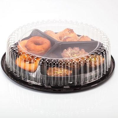 وکیوم پلاستیک ظرف شیرینی و کیک
